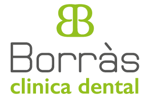 Logo Borràs clinica dental